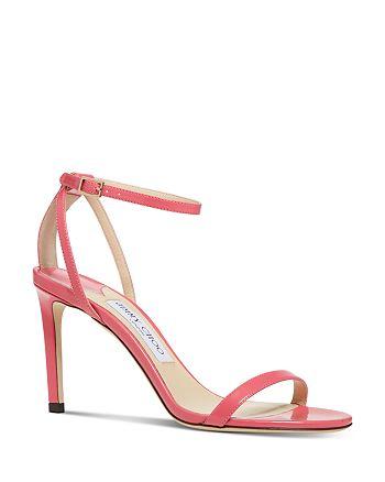 Jimmy Choo - Women's Minny 85 Strappy High-Heel Sandals