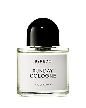 Sunday Cologne Eau de Parfum 3.4 oz.