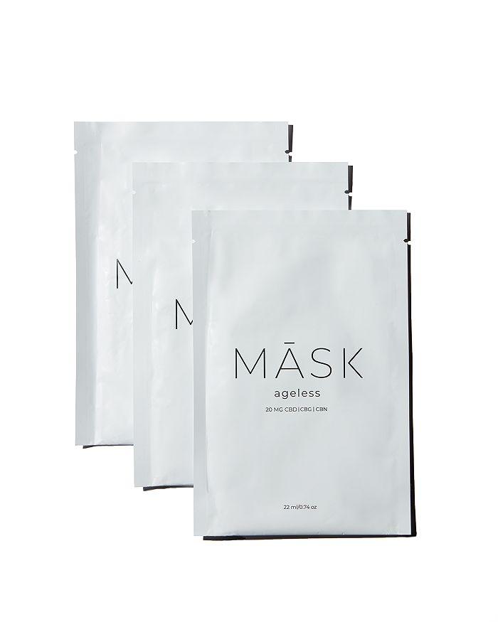MASK - Ageless Anti-Aging Sheet Masks, Set of 3