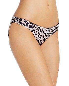 MIKOH - Zuma 2 Leopard Bikini Bottom