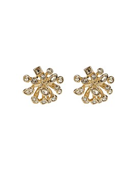 Alexis Bittar - Crystal Burst Stud Earrings