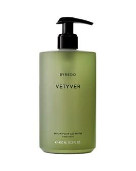 BYREDO - Vetyver Hand Wash 15.2 oz.