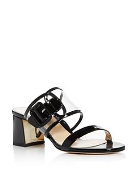 MARION PARKE - Women's Belinda Block Heel Sandals