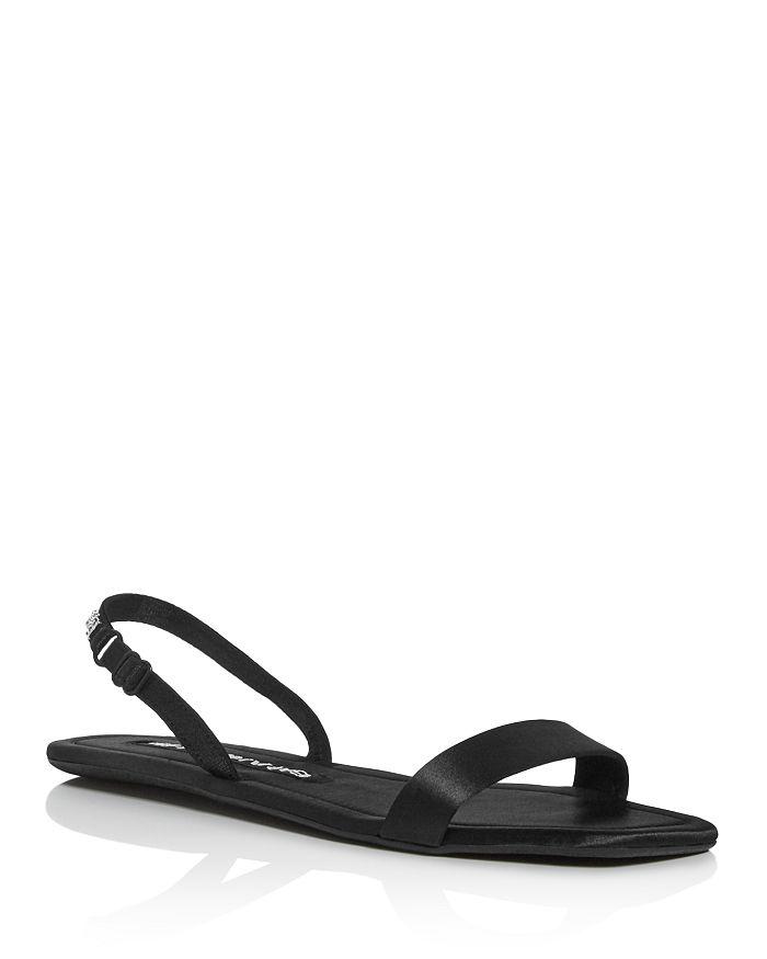 Alexander Wang - Women's Ryder Satin Folding Sandals