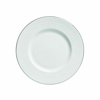 """Wedgwood - """"English Lace"""" Accent Salad Plate"""