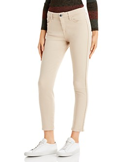 7 For All Mankind - Ankle Skinny Jeans in Birchwood