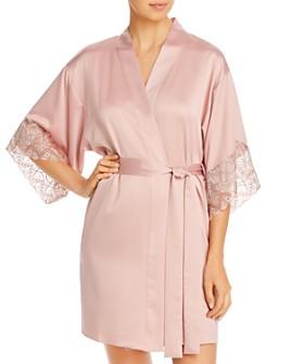 Flora Nikrooz - Ada Charmeuse Kimono Robe