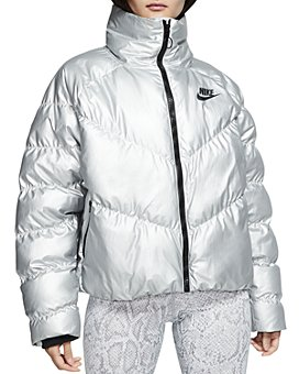 Nike - Metallic Puffer Jacket