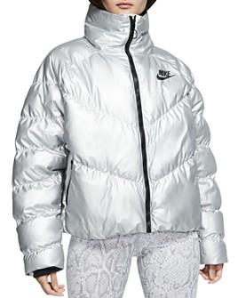 Nike - Metallic Puffer Jacket