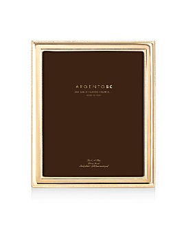 "Argento SC - Double Bead Frame, 8"" x 10"""
