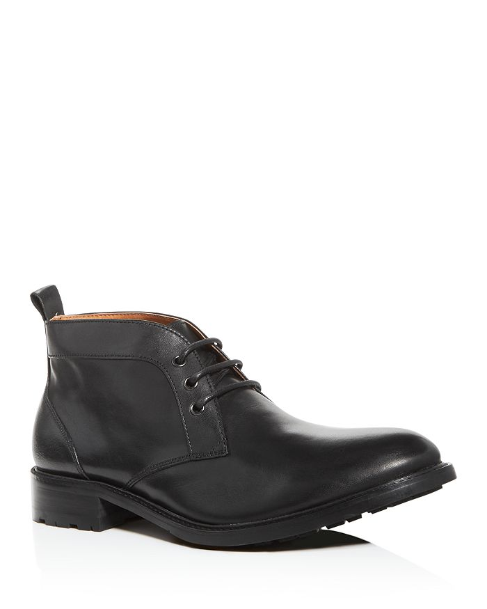 The Men's Store at Bloomingdale's - Men's Leather Chukka Boots