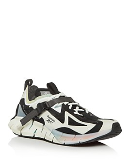 Reebok - Men's Zig Kinetica Concept_Type1 Low-Top Sneakers