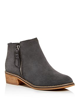 Blondo - Women's Liam Waterproof Low-Heel Booties