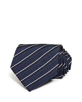Armani - Striped Silk Classic Tie