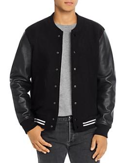 Joe's Jeans - x Julian Edelman Regular Fit Bomber Jacket