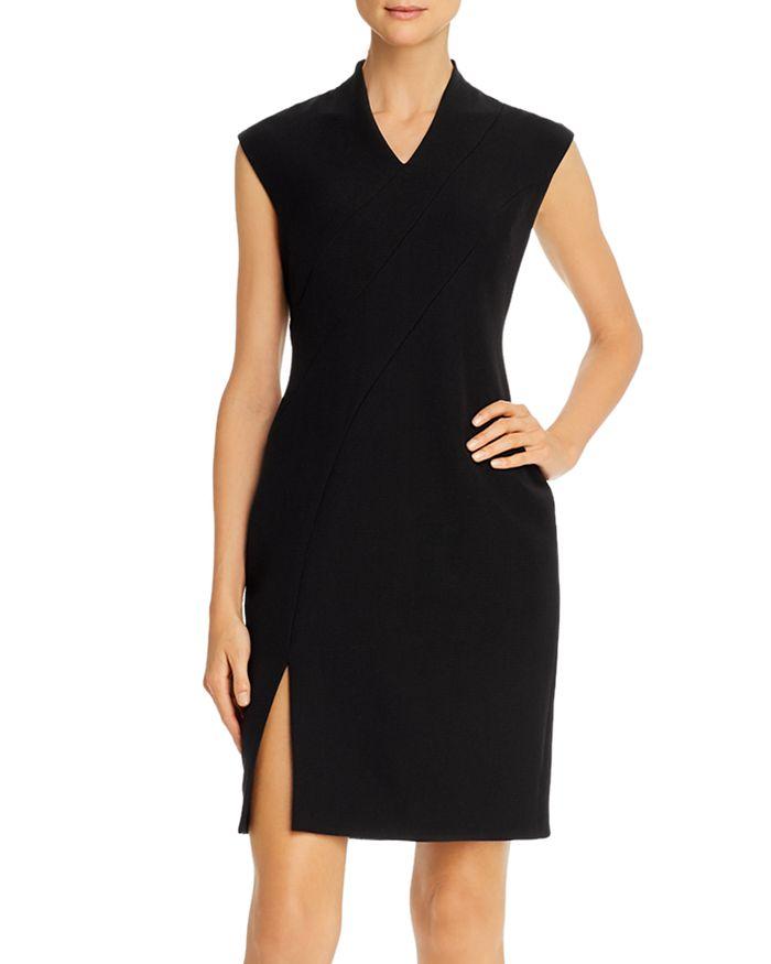Donna Karan TWIST SEAM DRESS