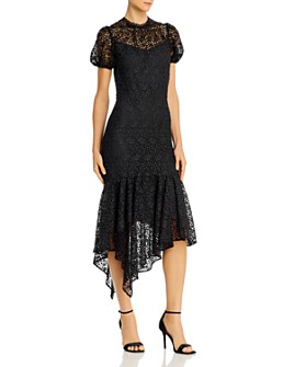 Shoshanna - Trinette Floral Lace Dress