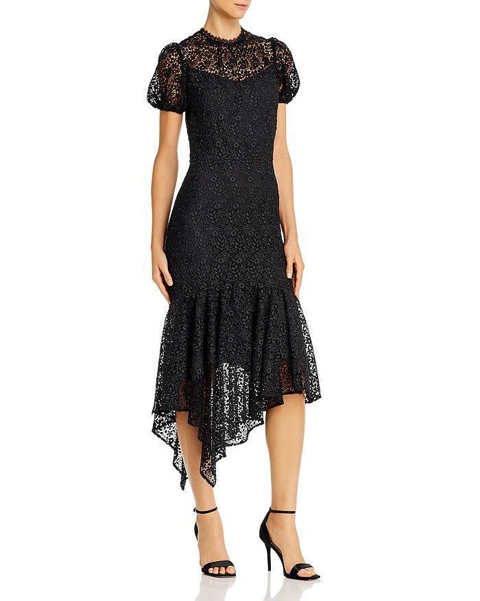 Shoshanna - Trinette Floral Lace Dress