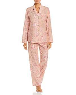 GINIA - Silk-Cotton Pajama Set
