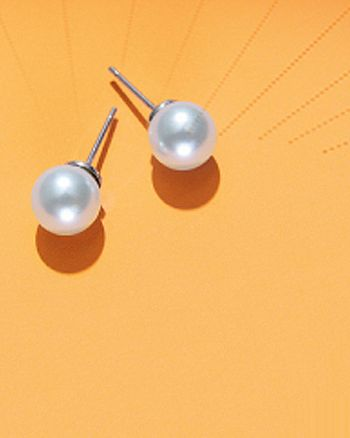 Bloomingdale's - Sweeten up your  favorite scent with a FREE GIFT of these lovely earrings with your Men's or Women's Fragrance purchase of $75 or more.