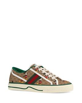 Gucci - Women's Disney x Gucci Tennis 1977 Sneakers