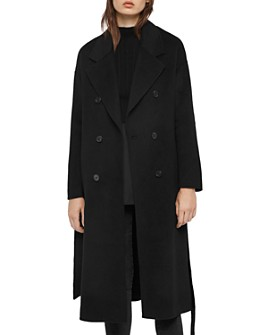 ALLSAINTS - Maddison Double-Breasted Coat