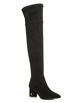 KURT GEIGER LONDON - Women's Burlington Over-the-Knee Boots