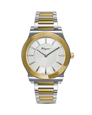 Savlatore Ferragamo 1898 Slim Watch, 41mm