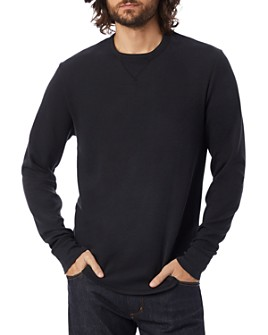 ALTERNATIVE - Vintage Thermal Crewneck Long-Sleeve Tee