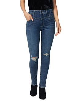 Joe's Jeans - The Charlie Ankle Skinny Jeans in Mustang