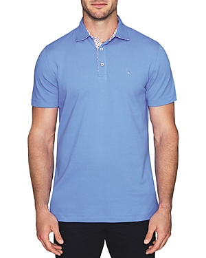 Tailorbyrd T-shirts TAILORBYRD FANCY CLASSIC FIT POLO SHIRT