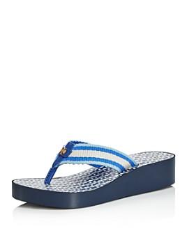 Tory Burch - Women's Gemini Link Thong Sandals
