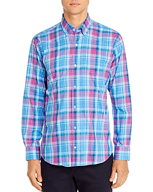 Tailorbyrd T-shirts TAILORBYRD LAURENT REGULAR FIT BUTTON-DOWN SHIRT