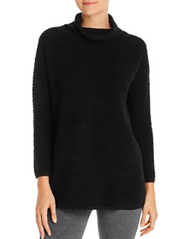 Eileen Fisher - Textured Tunic Sweater