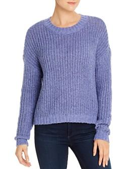 Vero Moda - Ribbed Crewneck Sweater
