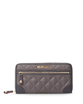 MZ WALLACE - Crosby Long Wallet