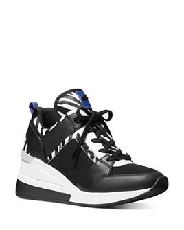 MICHAEL Michael Kors - Women's Georgie Platform Sneakers