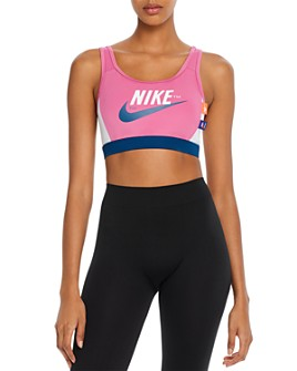 Nike - Swoosh Icon Clash Sports Bra