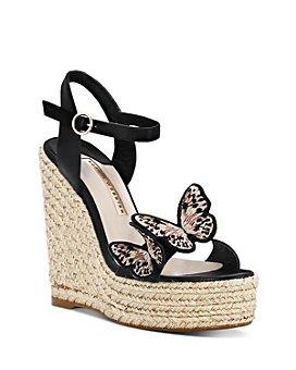 Sophia Webster - Women's Riva Butterfly Wedge-Heel Espadrille Sandals