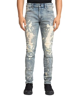 PRPS - Windsor Skinny Fit in Heavy Bleach