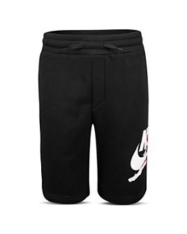 JORDAN - Boys' Nike Air Logo Shorts - Big Kid