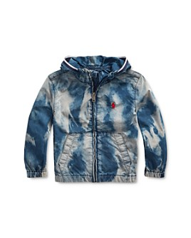 Ralph Lauren - Boys' Faded Denim Jacket - Little Kid