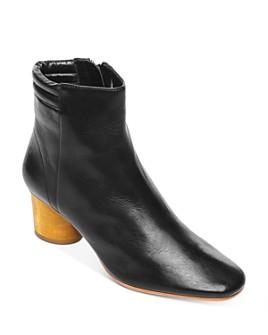 Bernardo - Women's Izabella Block-Heel Booties