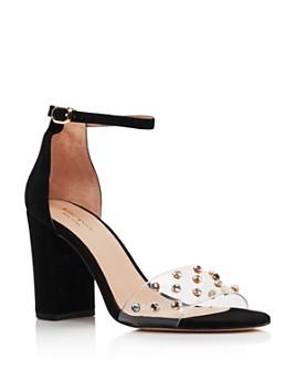 kate spade new york - Women's Marci Rhinestone High-Heel Sandals