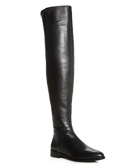 VINCE CAMUTO - Women's Hailie Pointed-Toe Over-the-Knee Boots