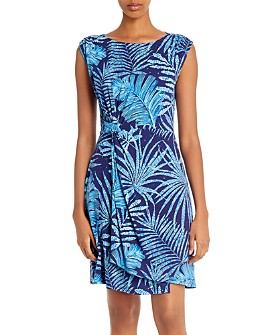 Tommy Bahama - Through the Fronds Knot-Detail Dress