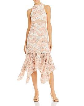 Keepsake - No Air Lace Midi Dress