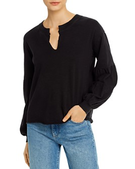 Nation LTD - Teanna Tiered-Sleeve Sweatshirt