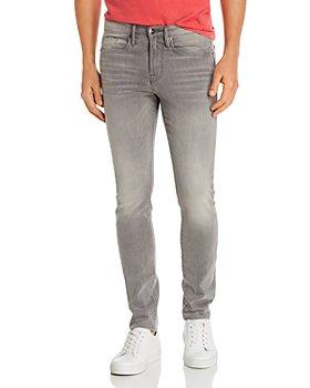 FRAME - L'Homme Slim Fit Jeans in Vapor