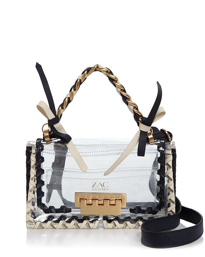 ZAC Zac Posen - Earthette Clear Shoulder Bag